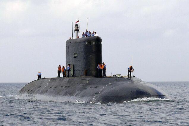 """Дизель-електричний підводний човен """"Варшав'янка"""""""