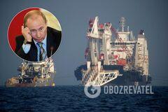 Будівництво 'Північного потоку-2' зупинили: з'явилася реакція РФ