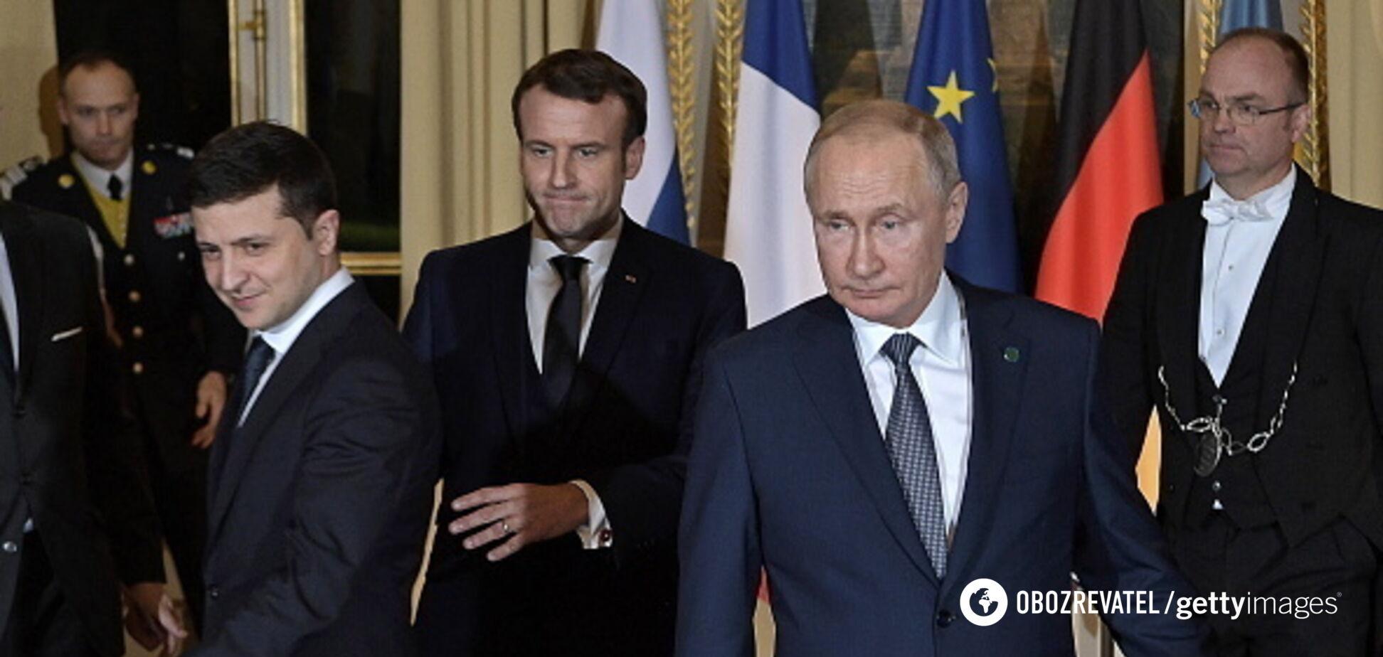 'Раз-раз і домовився!' Зеленський поскаржився на темперамент Путіна