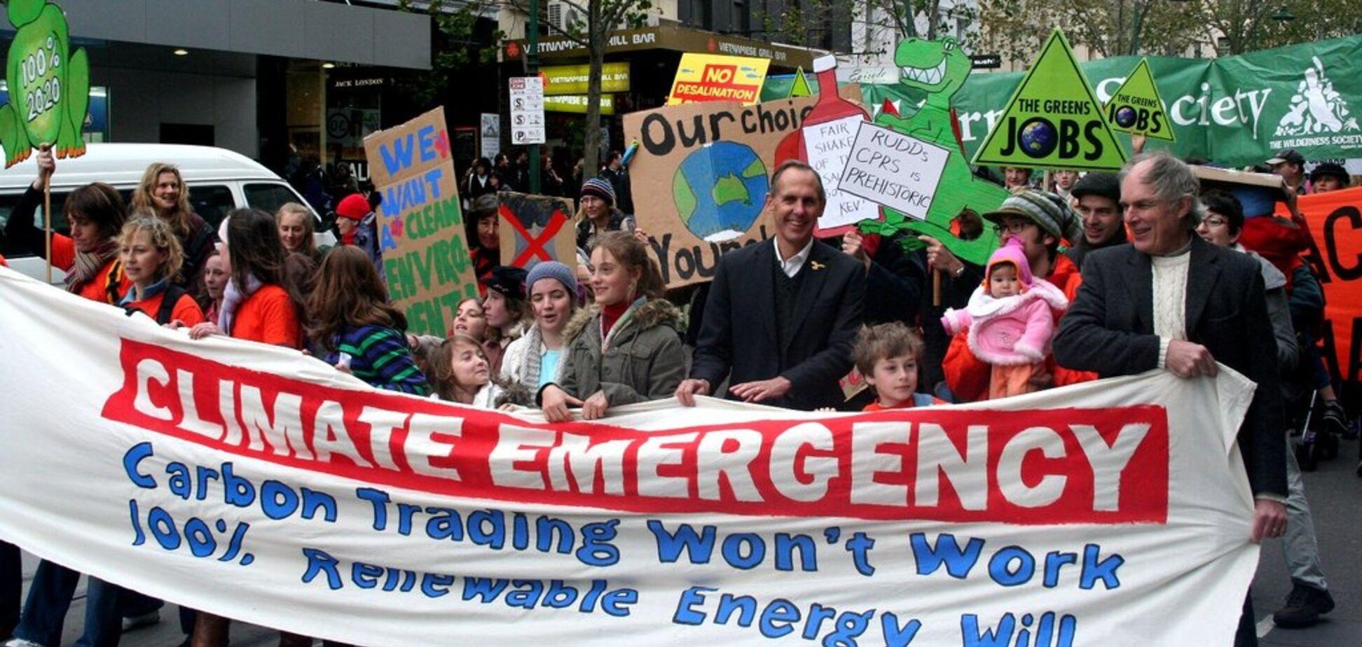 Деградация и загрязнения: Европе предсказали социальные бедствия из-за ископаемой энергии