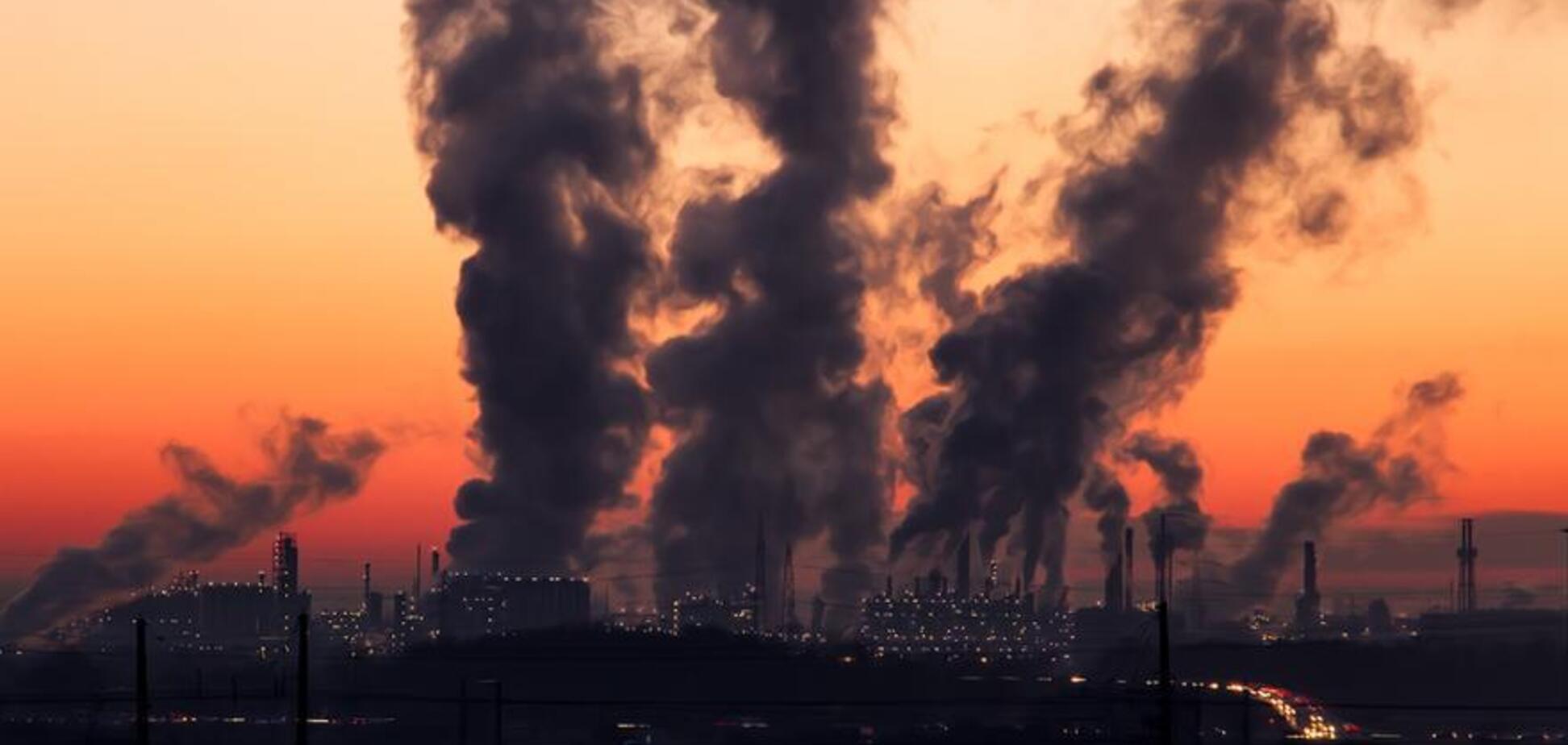 Дніпро лідирує за рівнем забруднення в Україні: причина катастрофічних показників