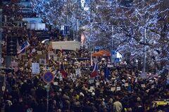 У Чехії розгорілися протести проти Бабіша