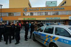 В Чехии произошла стрельба в больнице: шесть погибших