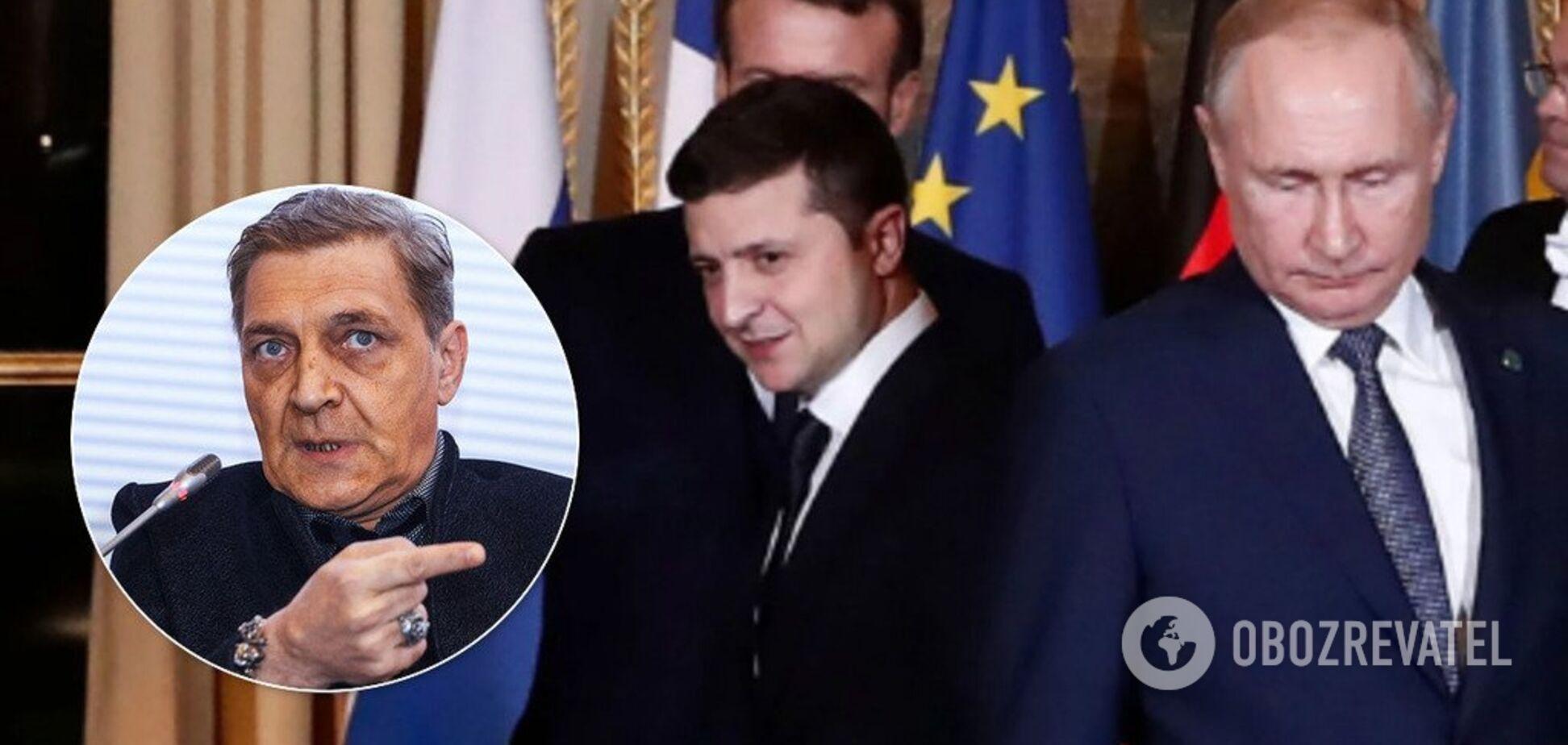 Невзоров висловився про зустріч Зеленського і Путіна