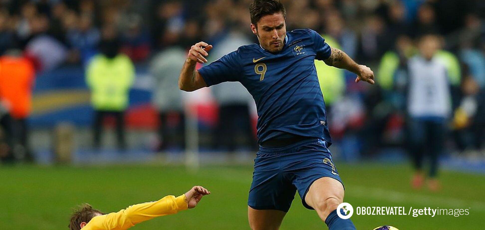 Официально: сборная Украины по футболу сыграет против чемпионов мира