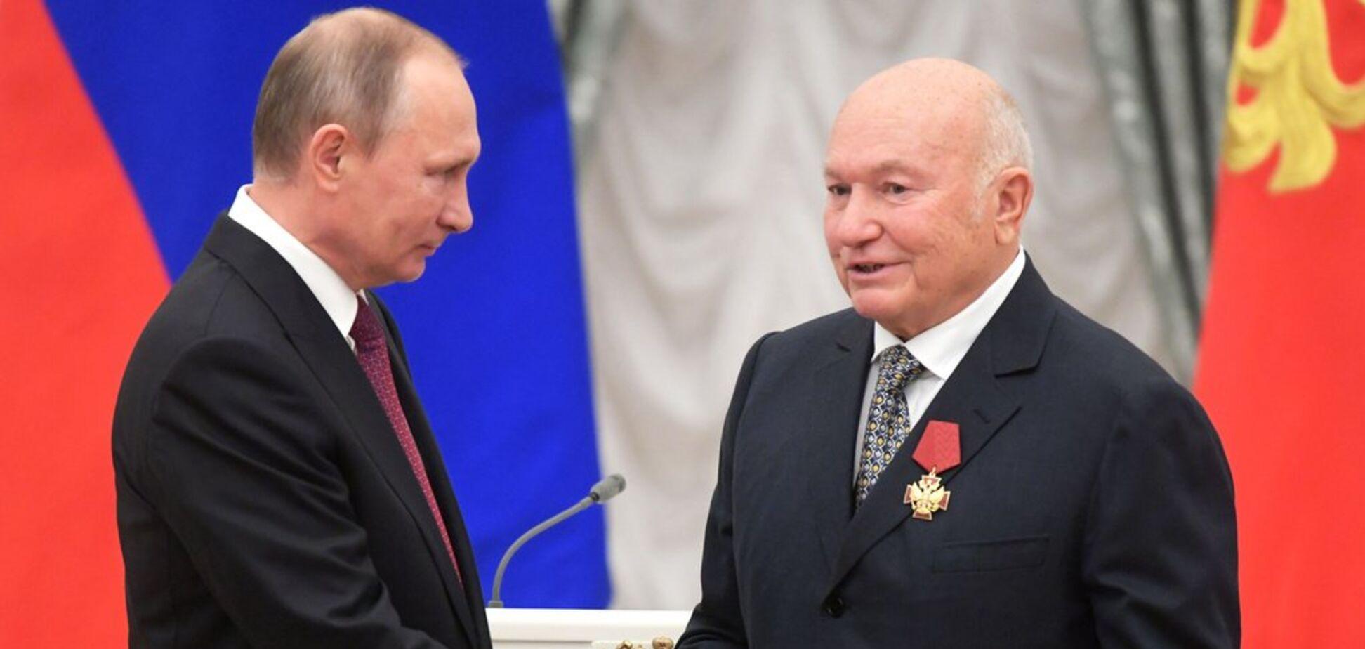 Лужков мог быть президентом России
