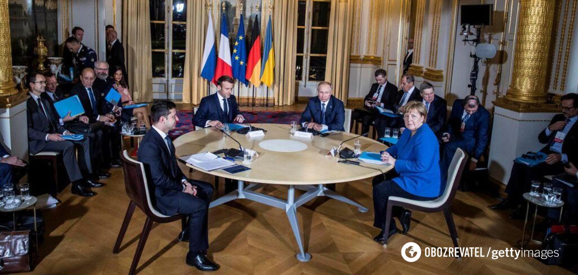 Зустріч Зеленського й Путіна: з'явився текст остаточного документа