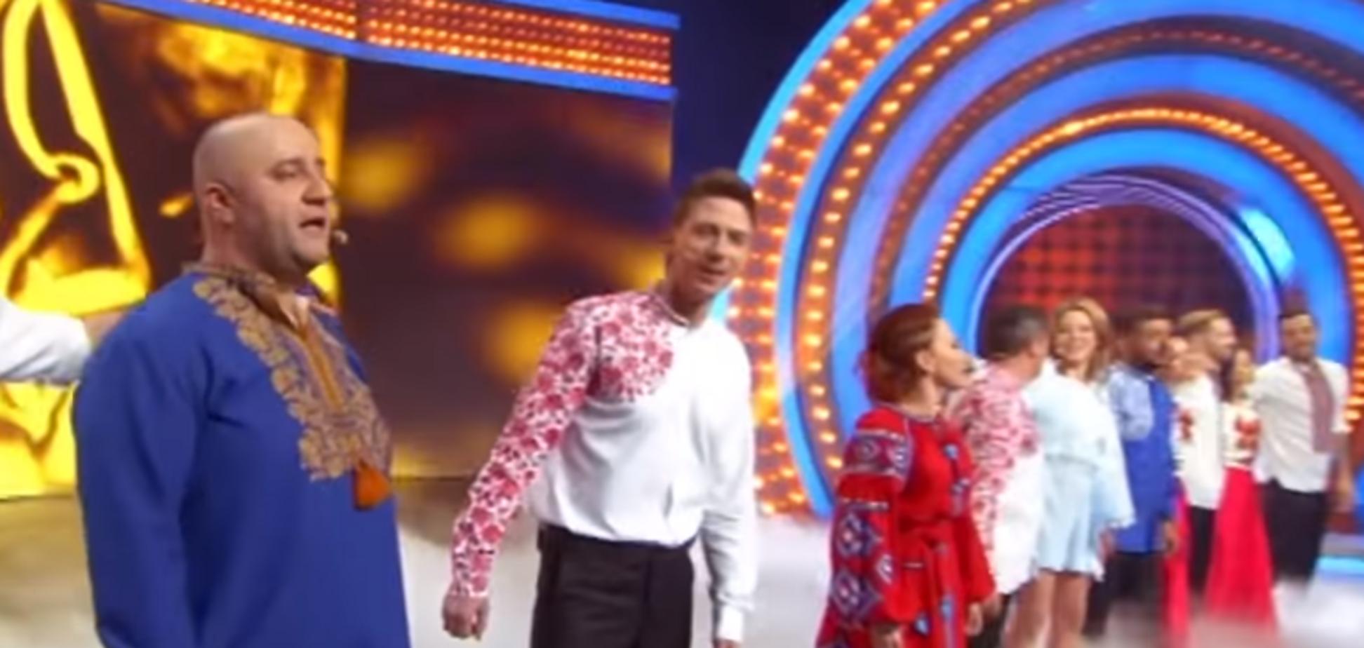 'Магія і талант!' Пісня 'Дизель шоу' про рідну країну довела до сліз українців
