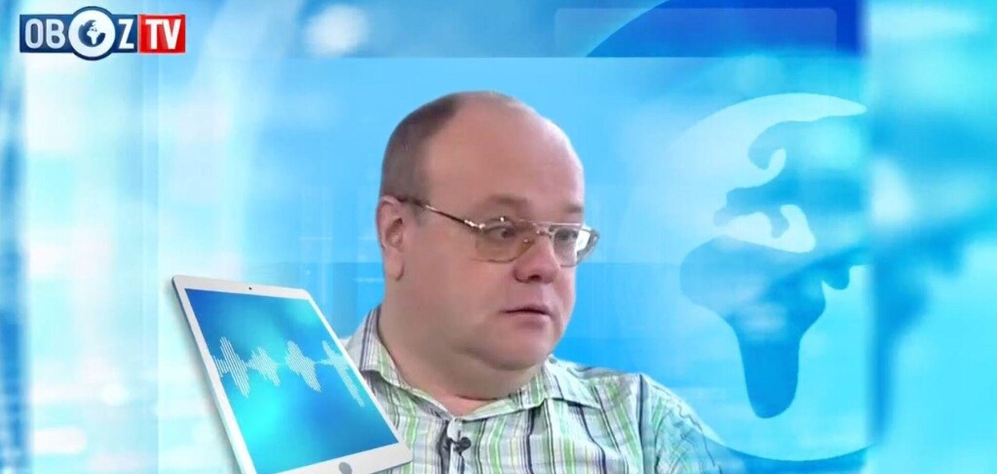 'Идиоты! Дебилы!' Украинский журналист жестко высказался о России и WADA