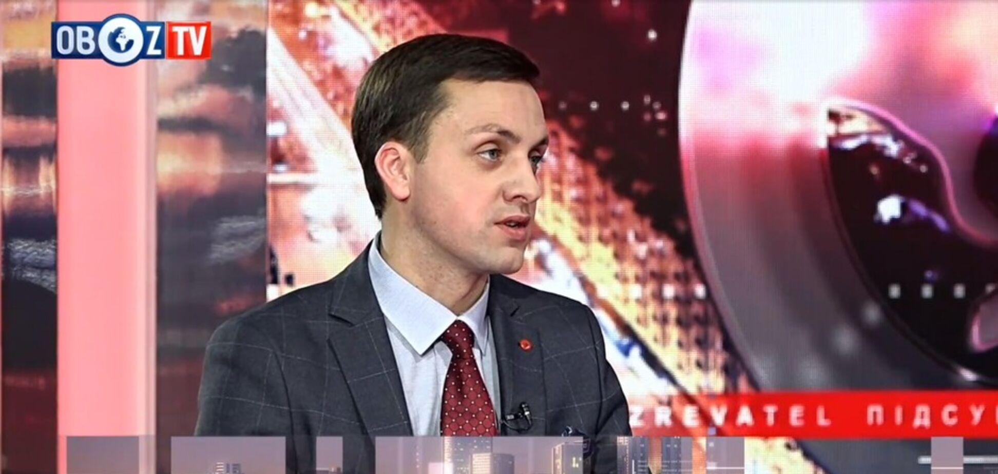 Ми не зможемо відмовитися від того, що підписав Порошенко: народний депутат України