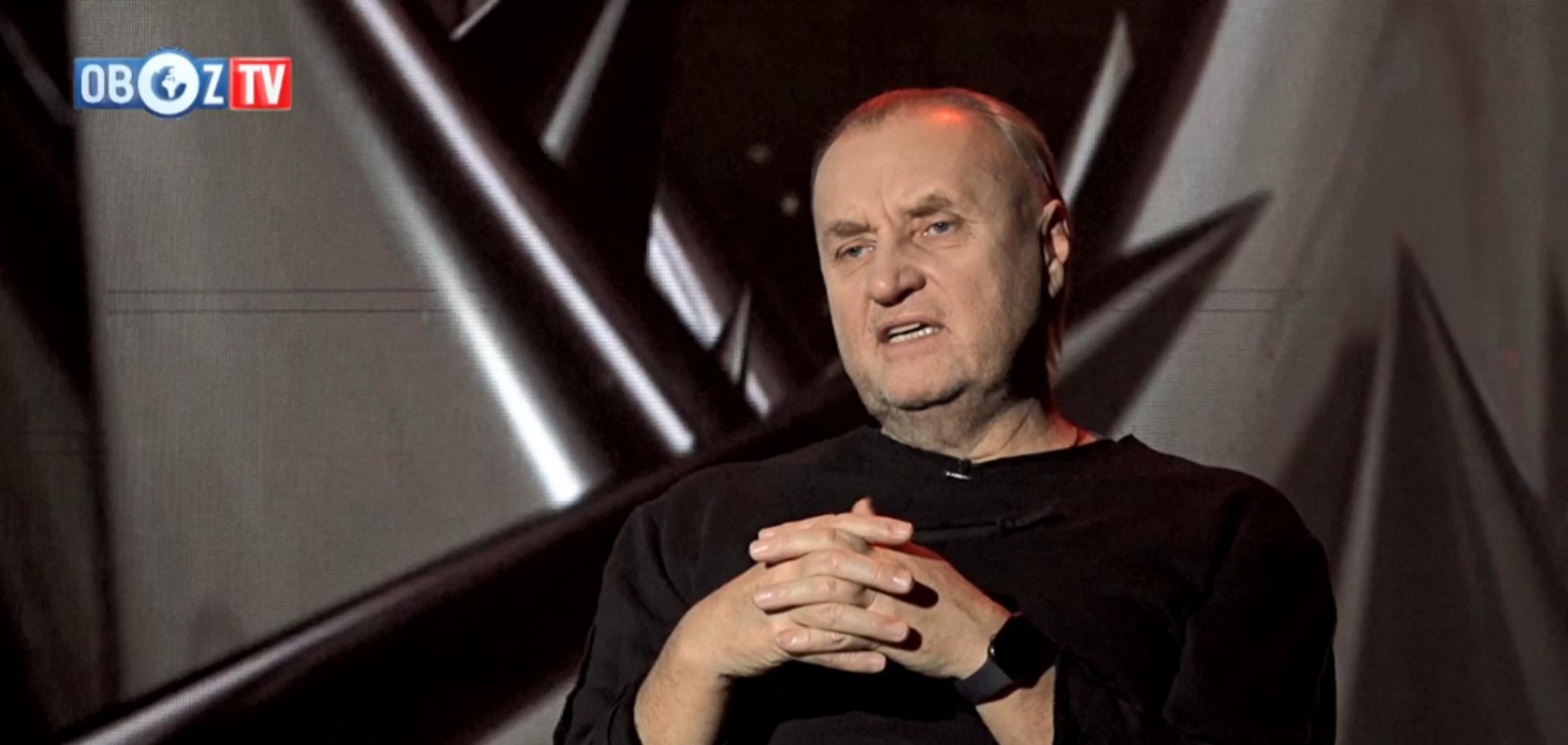 'Нонсенс!' Известный продюсер предложил отменить квоты на украинский язык