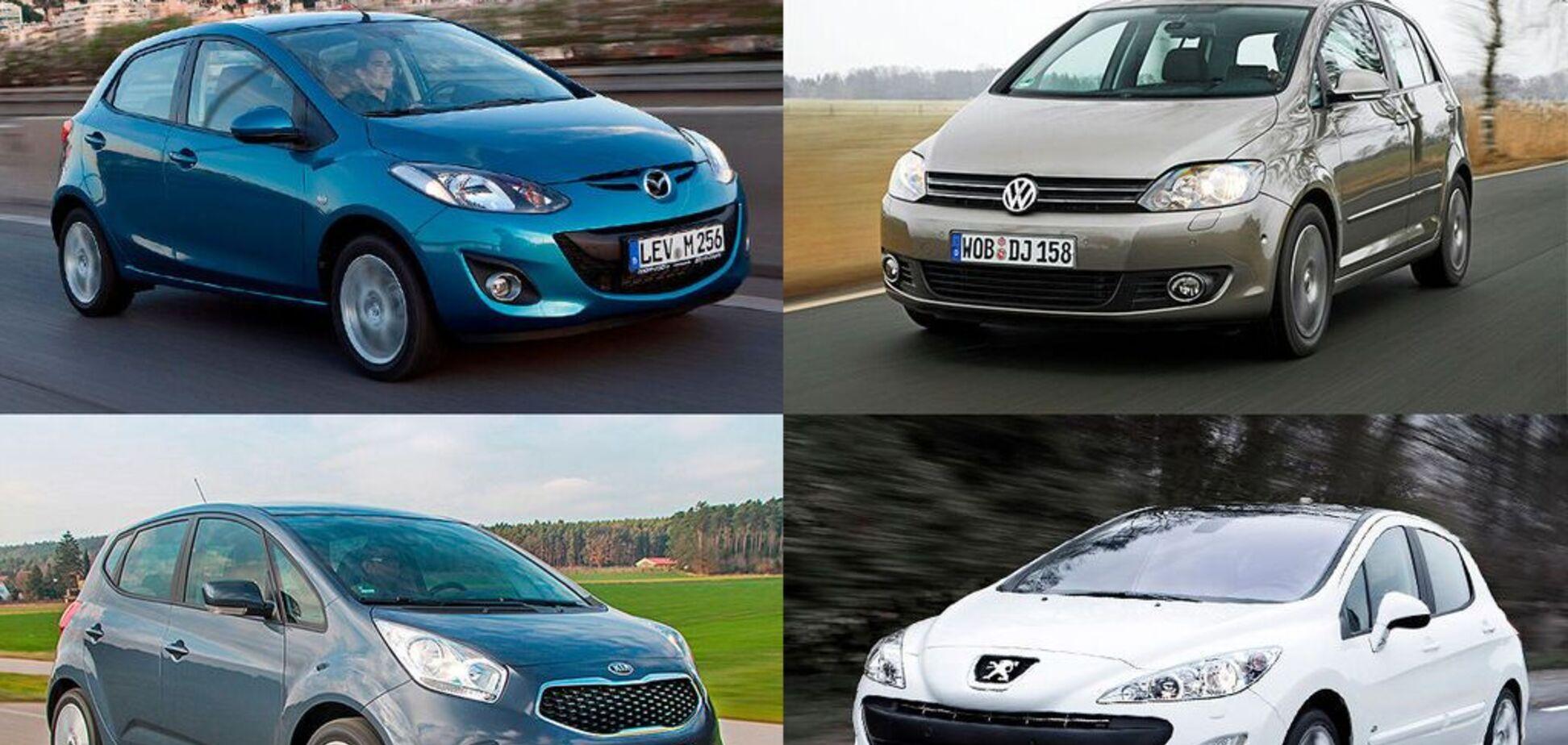 Немцы назвали лучшие б/у авто до 5000 евро