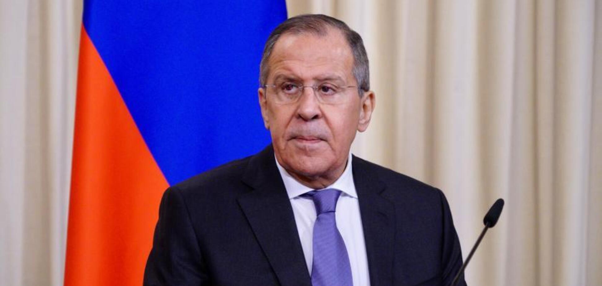 Лавров считает миротворцев 'оккупантами'
