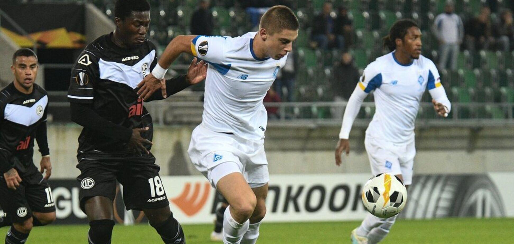 Де дивитися онлайн Динамо – Лугано: на якому каналі трансляція матчу Ліги Європи