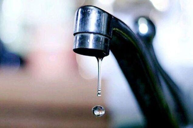 В Днепре предупредили об отключении воды: адреса