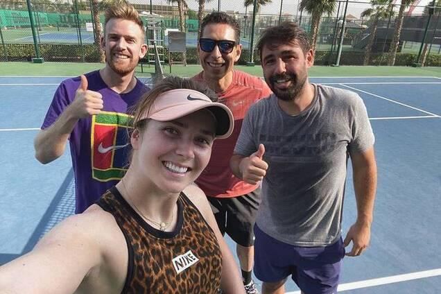 Пригласила звезду тенниса: Свитолина приняла важное решение