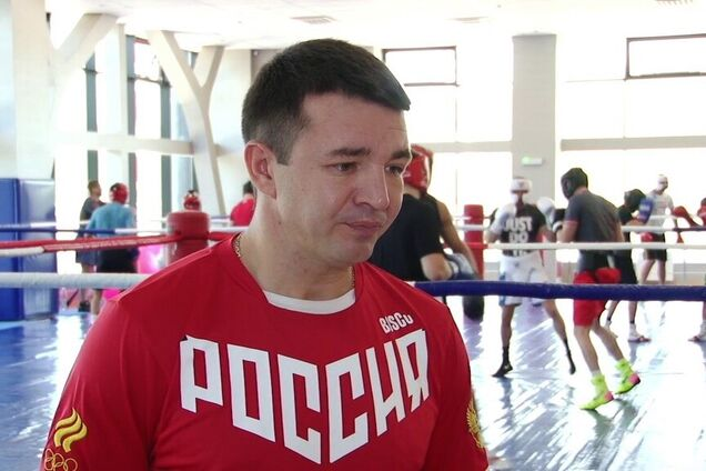 Збірна Росії з боксу