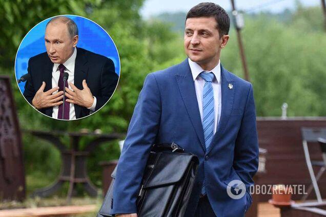 """Серіал """"Слуга народу"""" зняли з ефіру ТНТ після скандалу про Путіна"""