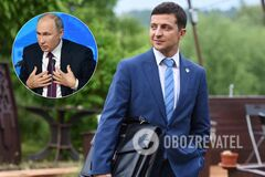 У Росії зняли з ефіру серіал 'Слуга народу'