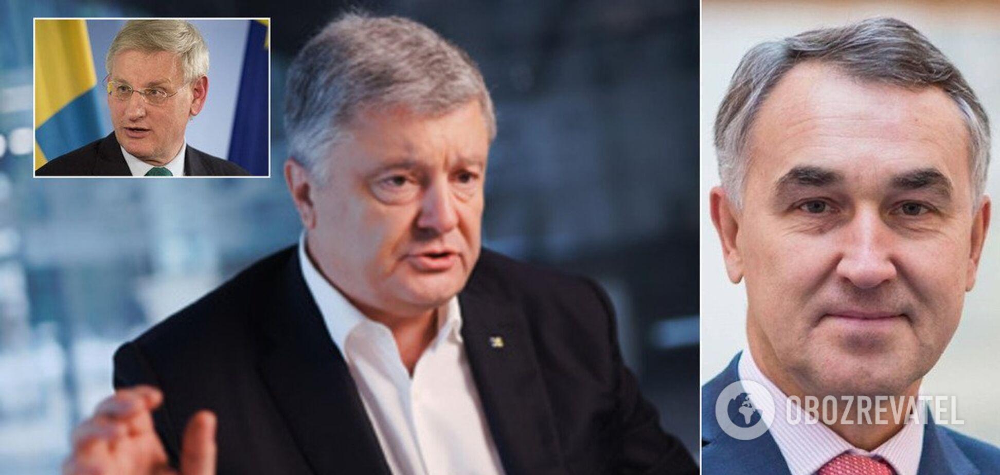 'Политически мотивированные шаги!' В Европе осудили преследования Порошенко