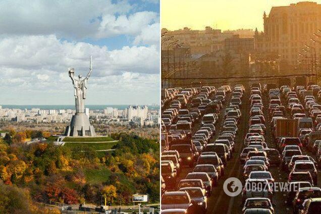 Киев скуют пробки из-за иностранных кортежей: на каких улицах ограничат движение