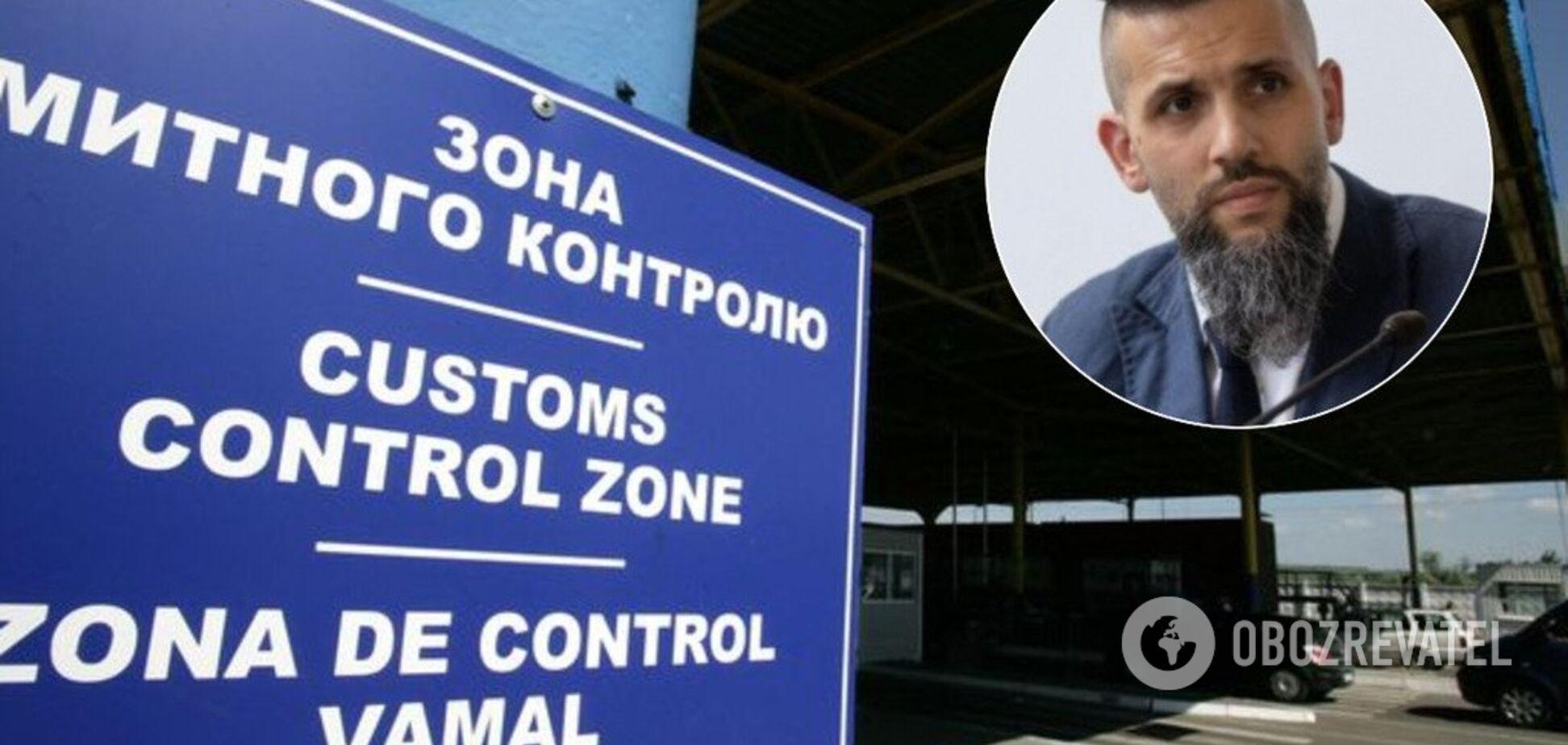 'За спиною Зеленського': Нефьодова звинуватили у захисті контрабандних схем на митниці