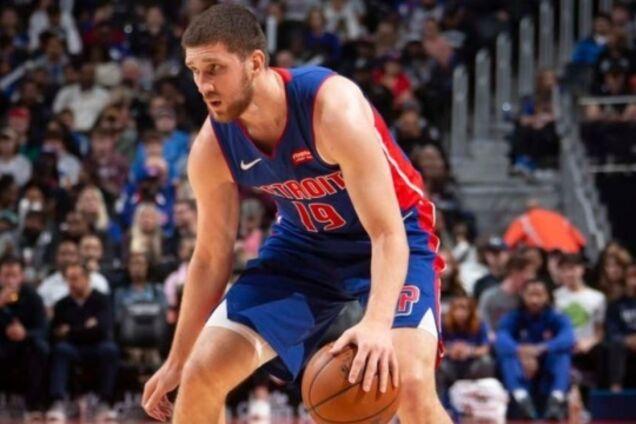 Украинец Михайлюк вошел в топ-10 снайперов НБА
