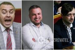 Мірошниченко, Богданець і Леонов
