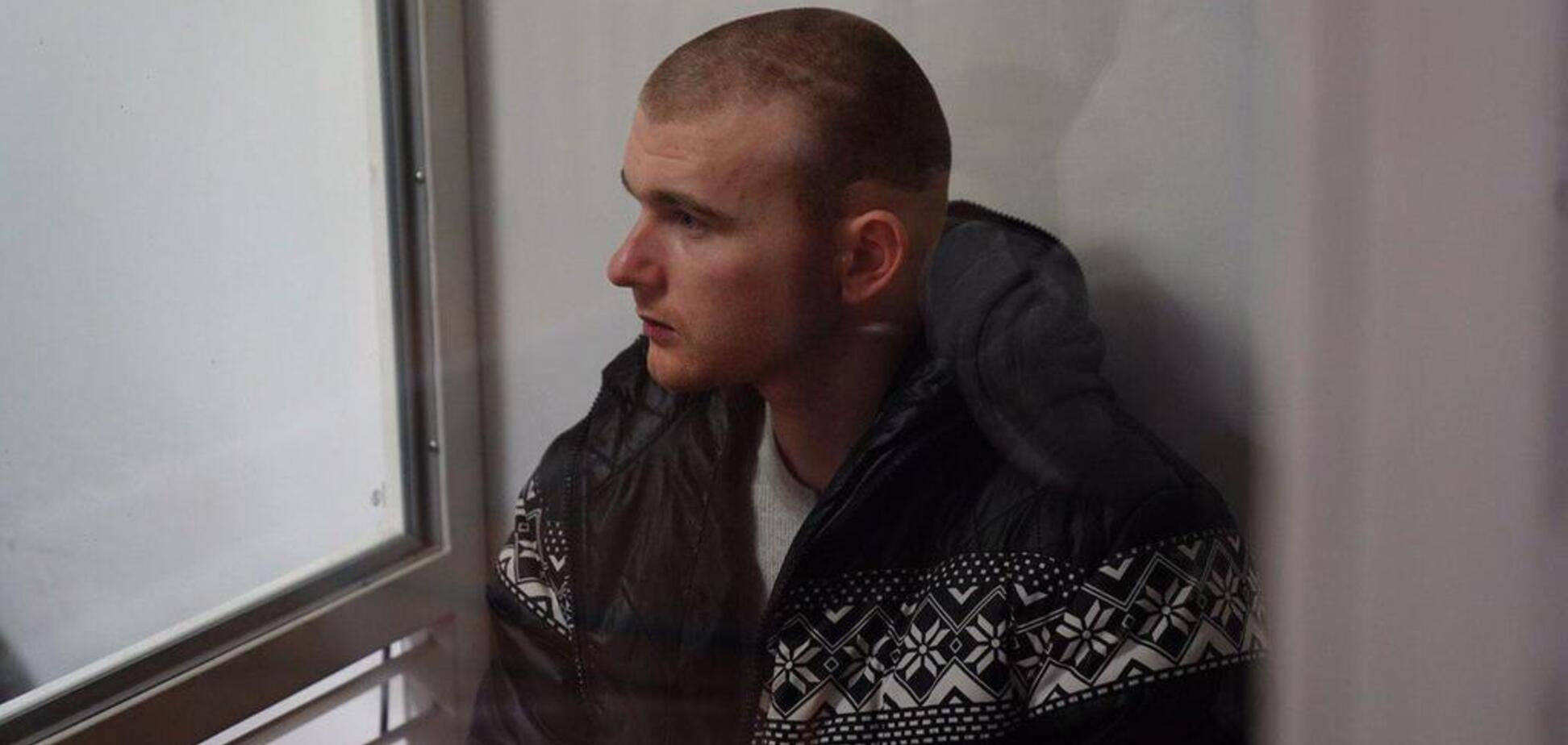 Подозреваемого в убийстве Даши Лукьяненко перевели в СИЗО Одессы