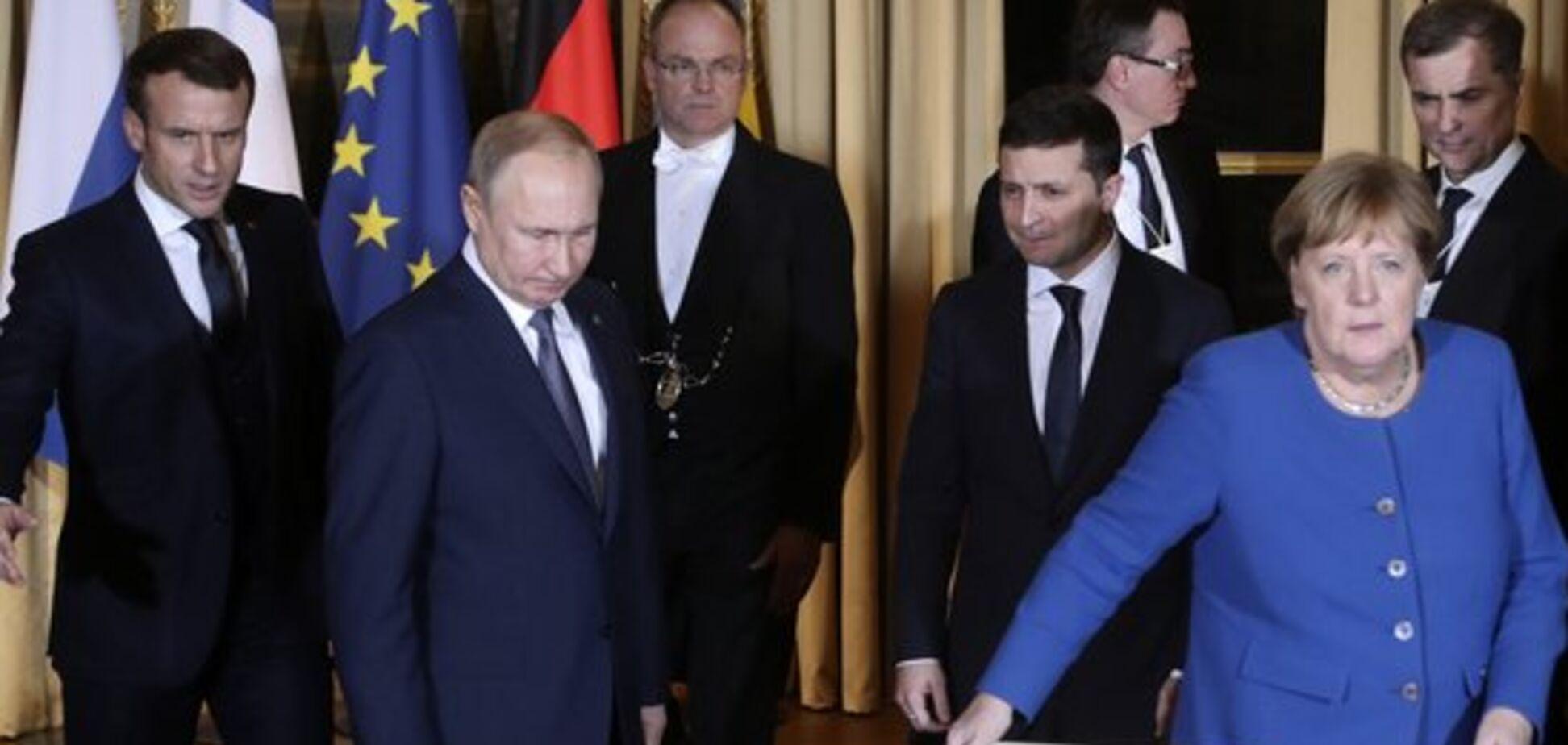 Меркель с Макроном огорчатся, а Путин разозлится