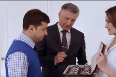 'Путін Хубло': на росТБ 'забанили' гучну сцену в 'Слузі народу'
