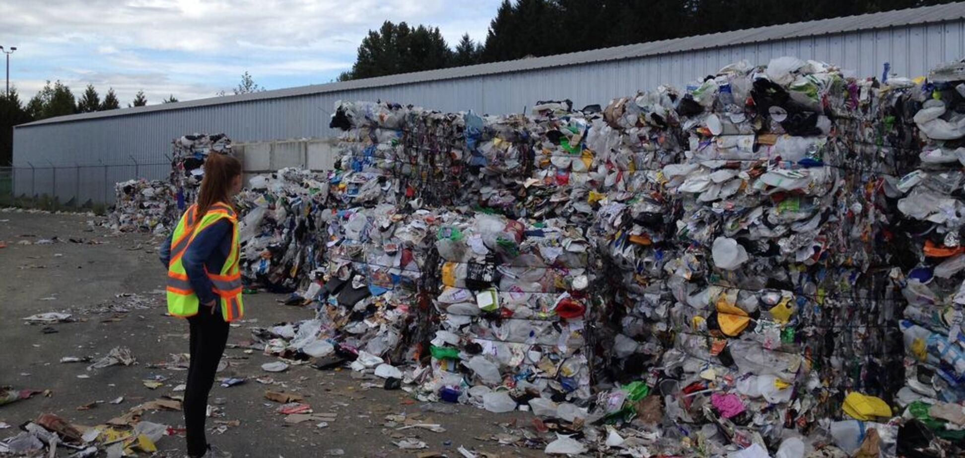 'Мильна бульбашка луснула': індустрію переробки відходів піддали жорсткій критиці