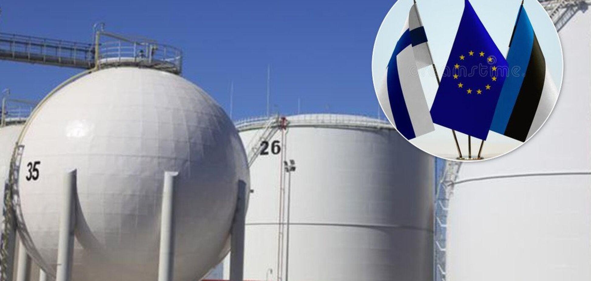 Объединились против России: Эстония и Финляндия построили общий газопровод