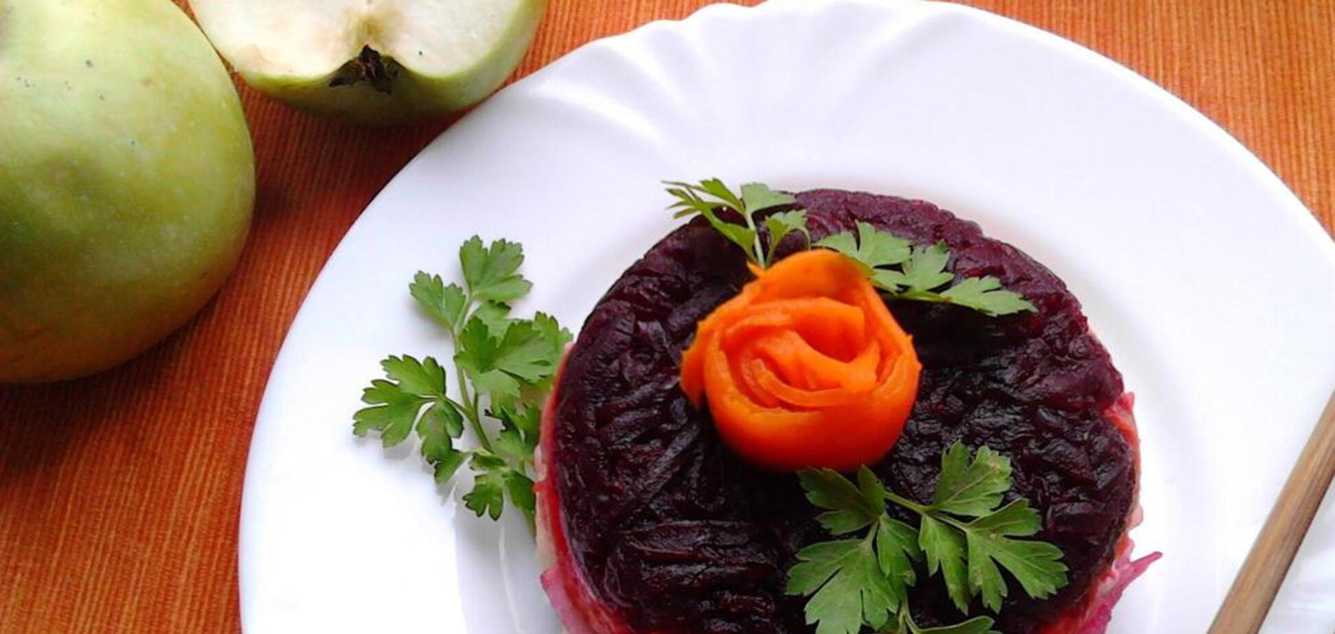 Святкове меню: рецепт найсмачнішого салату 'Шуба'
