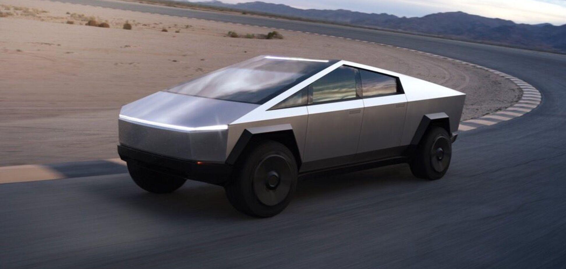 Новый электромобиль Tesla похвастал запасом хода в 1000 км