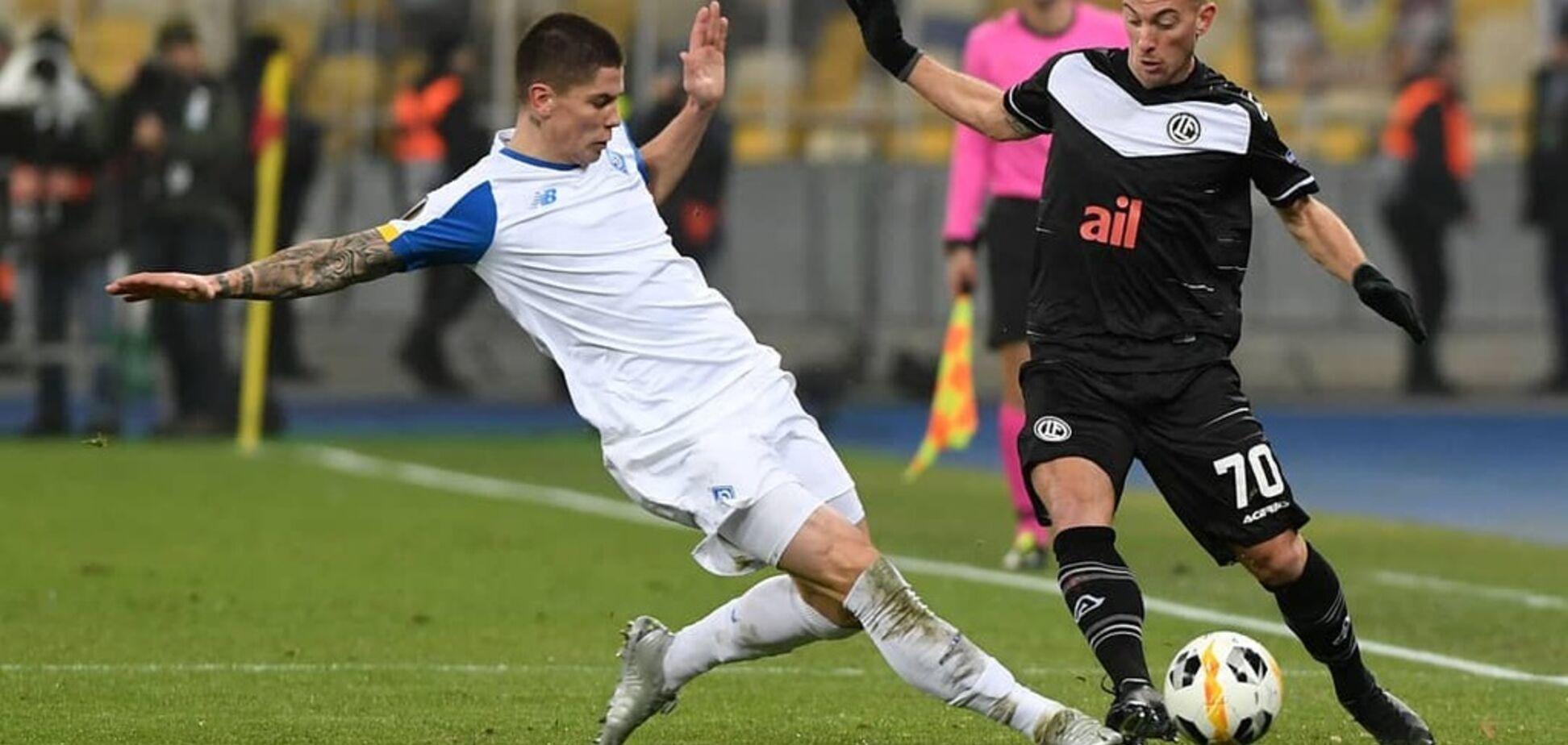 'Динамо' не змогло виграти в Києві й вилетіло з Ліги Європи