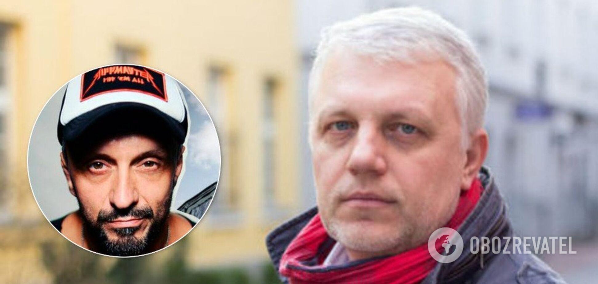 Обыск по делу Шеремета: полиция пришла к известному музыканту