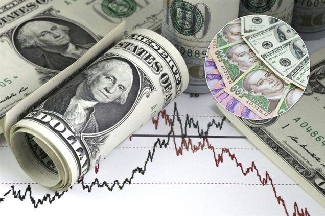 Доллар и евро ускорили падение: опубликован курс в банках Украины