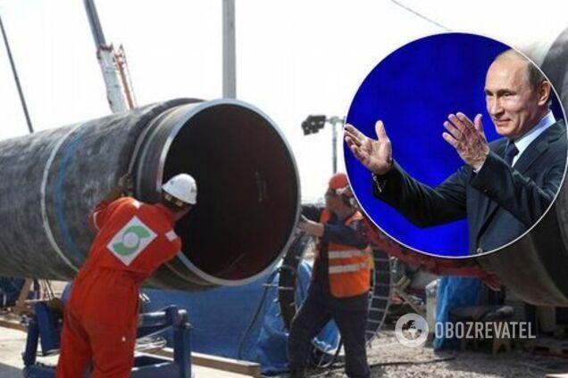 """США вводят мощнейшие санкции против """"Северного потока-2"""""""