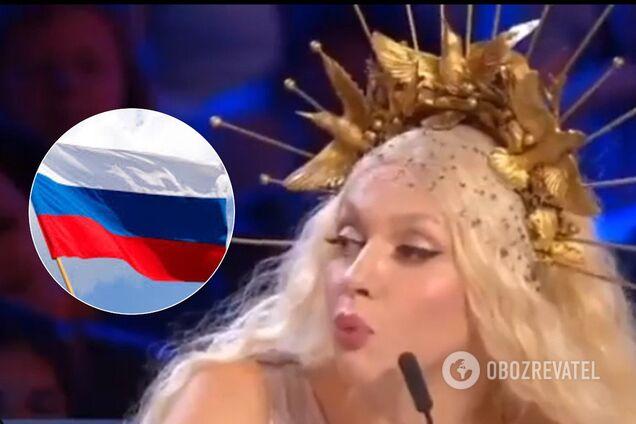 Полякова розповіла про концерти в РФ