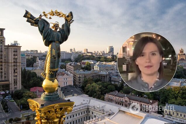 Російська пропагандистка Діана Сіразі