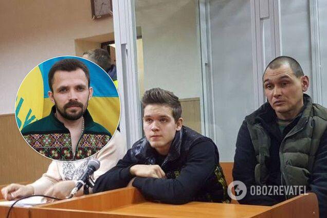 Один із нападників на Мірошниченка зізнався, що жалкує про свій вчинок