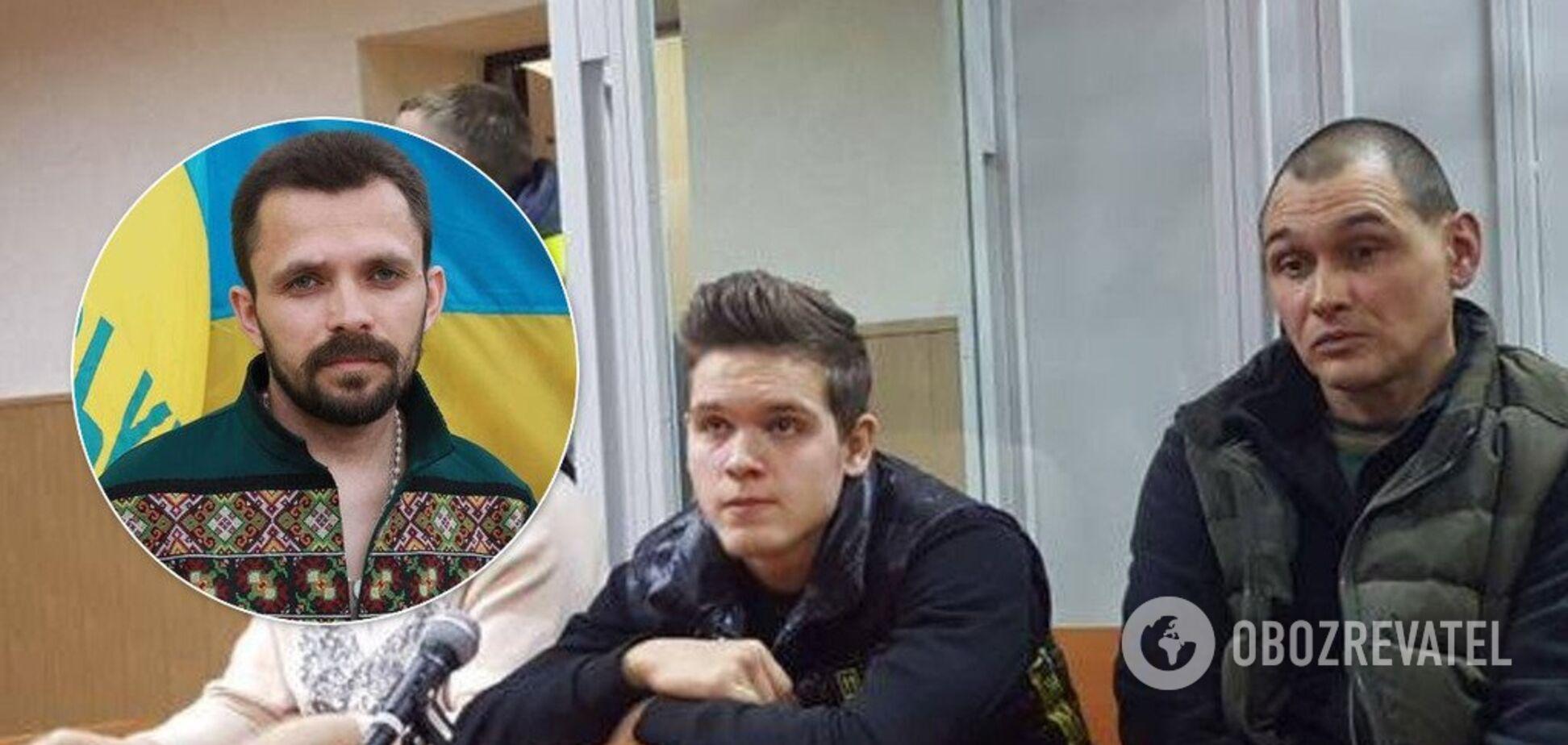 'Я патріот, а він говорив російською!' Нападник на Мірошниченка зробив цинічну заяву