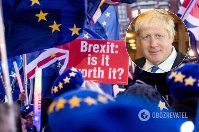 Борис Джонсон обіцяє вивести Великобританію з ЄС до 31 січня 2020 року