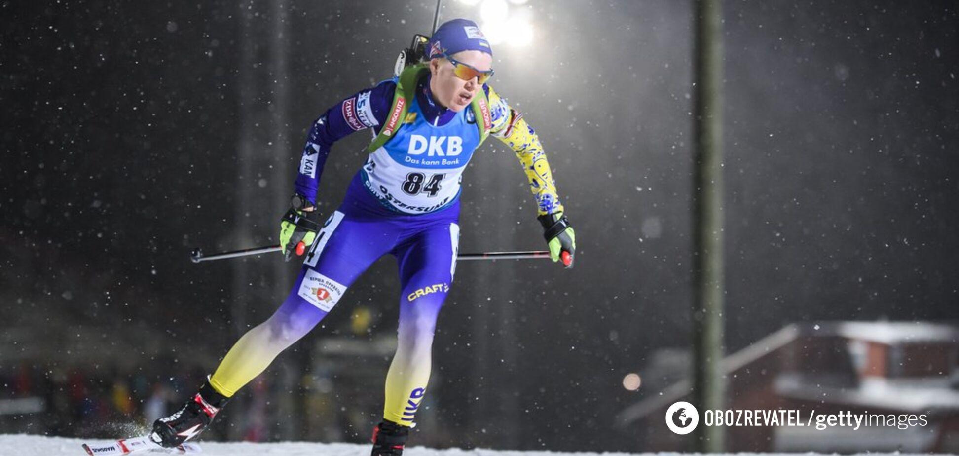 Две украинки в топ-15! Кубок мира по биатлону: все подробности женского спринта