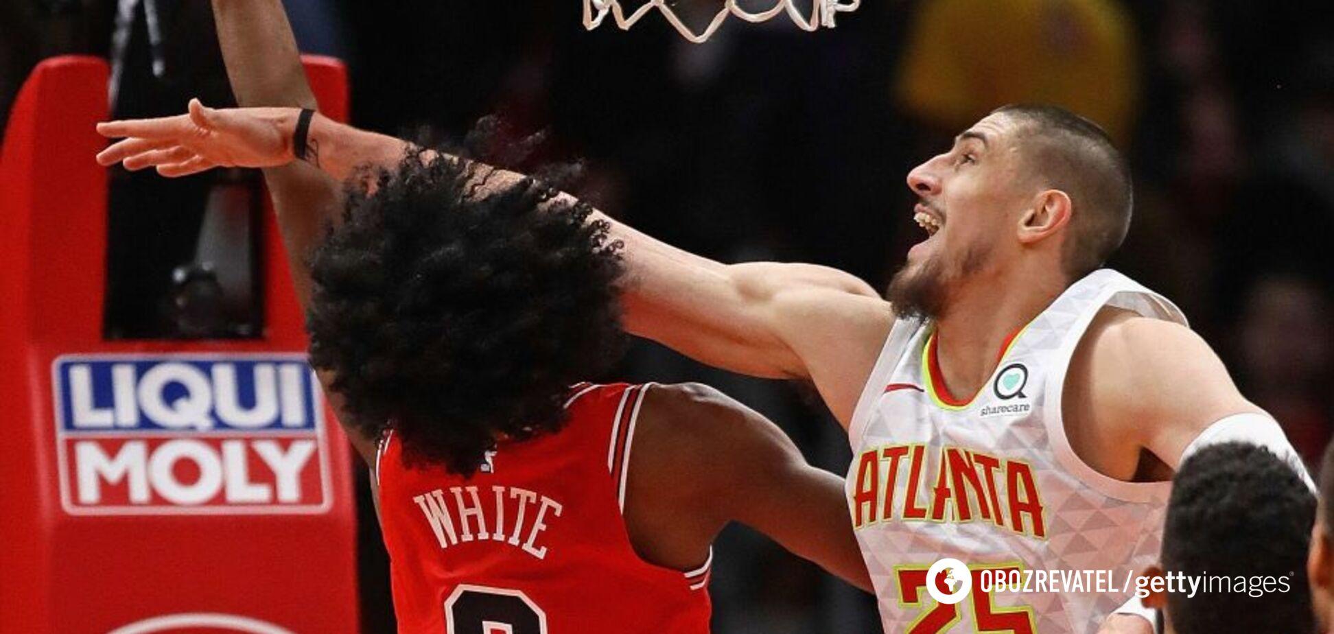 Українець Лень провів чудовий матч у НБА