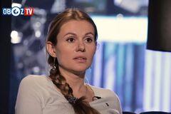OBOZ TALK – народный депутат Украины Анна Скороход