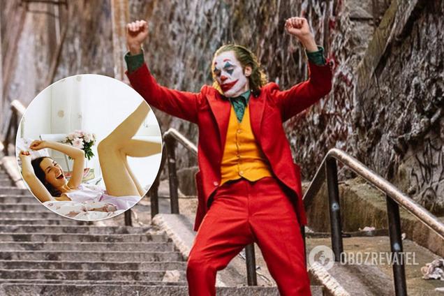 """Джокер прорекламував матрац """"Венето"""""""