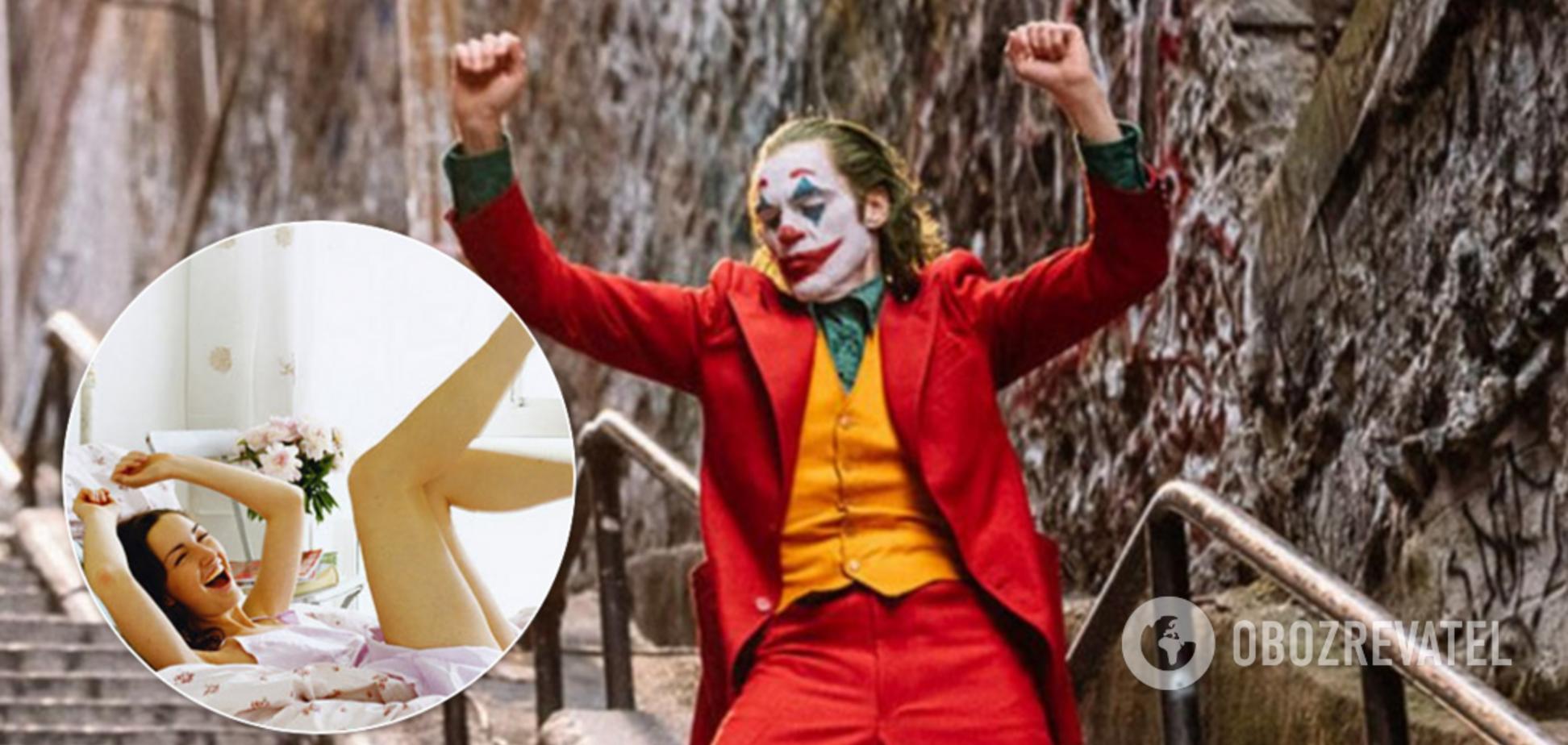 'Для любовних утіх': Джокер прорекламував матраци 'Венето'