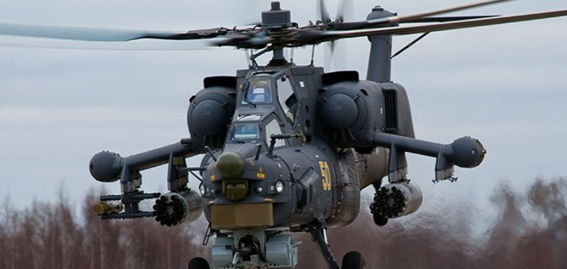 Атаковал корабли Украины: всплыли скандальные данные о разбившемся в России МИ-28